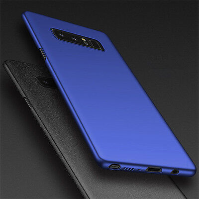 Body Matte Shockproof Ultra-thin Hard Back Case Cover For Samsung Galaxy Note 8