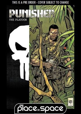 (Wk40) Punisher: The Platoon #1A - Preorder