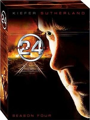 DVD Box 24 Staffel Season 4 Deutsch Limitierte Digipack Auflage NEU + OVP