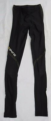 Youth SKINS Long Compression TIGHTS A400 Size YS - NEW