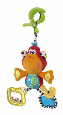 NEW Playgro Dingly Dangly Curly the Monkey