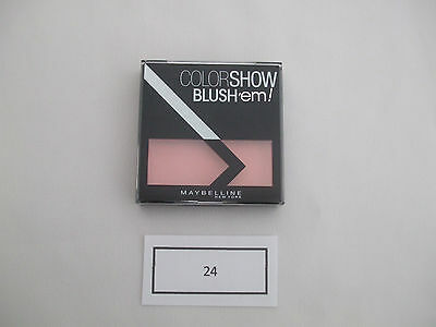 Maybelline Colorshow Blush Em No 24 New