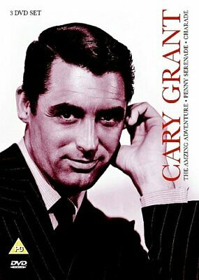 Cary Grant Collection DVD (2008) cert PG Highly Rated eBay Seller, Great Prices