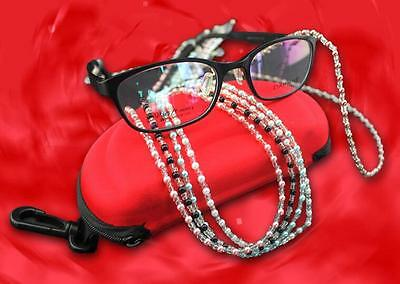 Lanyards Reading Glasses Cord Holder Neck Strap Rope Beaded Eyewear Chains