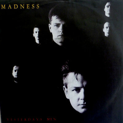 "7"" 1985 RARE SKA ! MADNESS : Yesterday´s Men //MINT-?"