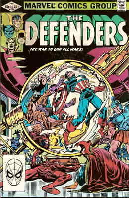 Defenders, The #106 FN; Marvel | save on shipping - details inside