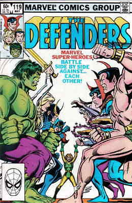 Defenders, The #119 FN; Marvel | save on shipping - details inside