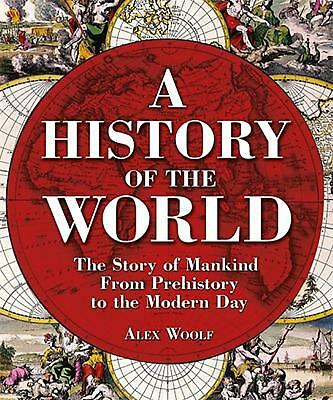 A History of the World by Alex Woolf (Paperback – 2016)