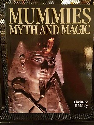 """Mummies, Myth and Magic"" In Ancient Egypt Illustrated History Funereal Rites"