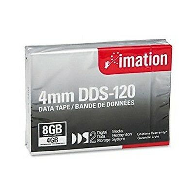 Imation Dds-2 120M 4Mm Cartridge Digital Data Storage 4/8Gb Hs-4/120S