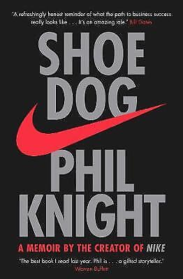 Shoe Dog, Knight, Phil