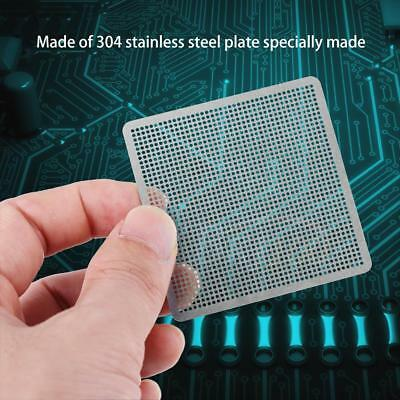 27x Universal Directly Heat BGA Reballing Net Stencils For Soldering Accessories