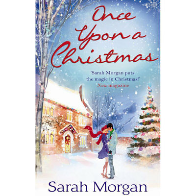 Once Upon A Christmas by Sarah Morgan (Paperback), Fiction Books, Brand New