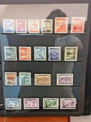 Austrian Stamps