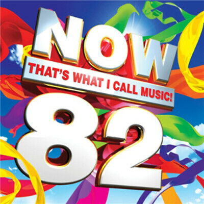 Various Artists : Now That's What I Call Music! 82 CD (2012)