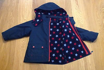 c7ba513c8 JOJO MAMAN BEBE 4-in-1 Waterproof Polarfleece Jacket (4-5 years ...