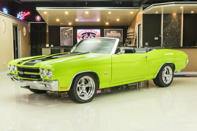 1970 Chevrolet Chevelle  Frame Off, Rotisserie Restored! 454ci (450hp) V8, TCI TH400, Posi, PS, PB, A/C