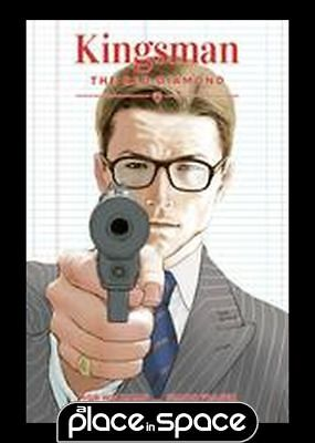 Kingsman: The Red Diamond #1A - Quitely Cover (Wk36)