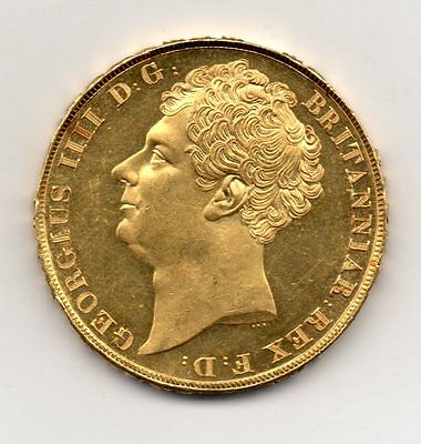 1823 Twopound (Double Sovereign)