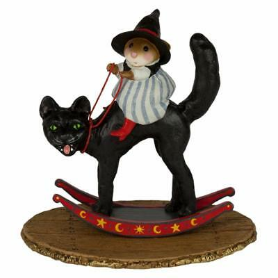 Wee Forest Folk M-618 Cat & Mouse Game