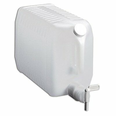 """Tolco Heavy-Duty HDPE Plastic Dispenser Carboy with 7/16"""" OD Outlet Spigot,"""