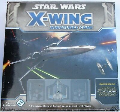 Fantasy Flight Games Star Wars The Force Awakens X-Wing Miniatures Starter Set