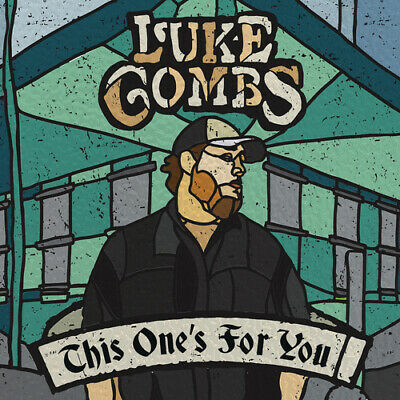 Luke Combs : This One's for You CD (2017)