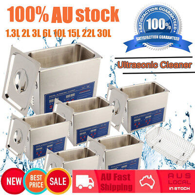 Mechanicial Industrial Ultrasonic Cleaner Ultra Sonic Tank Basket Cover Upgrade