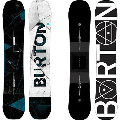 Burton Custom x Camber Men's Snowboard All Mountain Freeride 2018 NEW