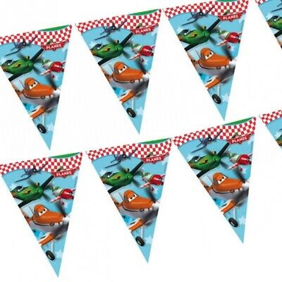 Disney Planes - Party Bunting Garland 2.30m Banner
