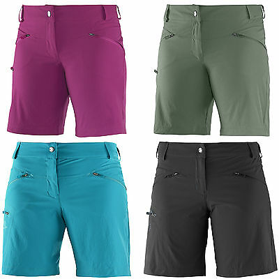 Salomon Wayfarer Shorts Damen -trekkinghose Shorts Shorts functional pants NEW