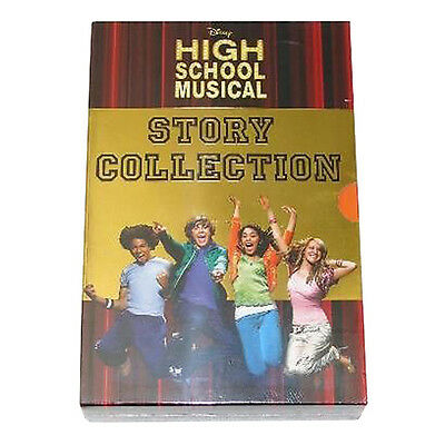 Infantil Libro Historia COLLECTION High School Musical Disney Oficial Regalo