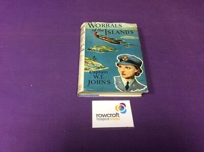 Worrals of the Islands By Captain W. E. Johns 1945