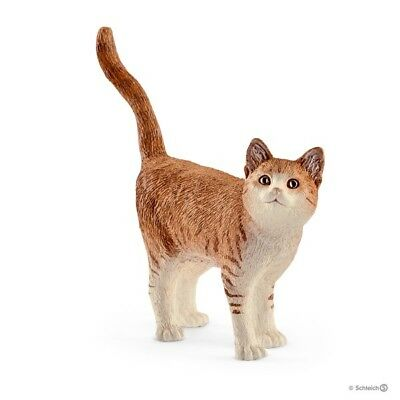 Standing Cat 13836 sweet strong tough looking Schleich Anywheres a Playground
