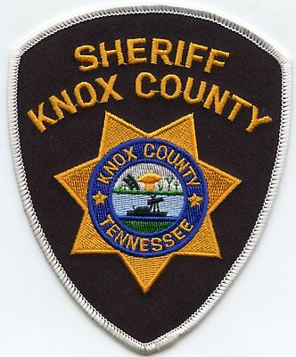 Knox County Tennessee Tn Sheriff Police Patch
