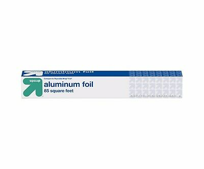 up & up™ Standard Aluminum Foil 85 Square Foot Roll (10 Pack of Rolls) - NEW