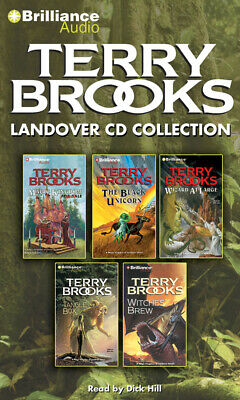 Terry Brooks Landover CD Collection (CD)