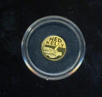 2010 Niue Five Dollar Gold Coin - Ned Kelly