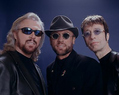 "Bee Gees 10"" x 8"" Photograph no 17"