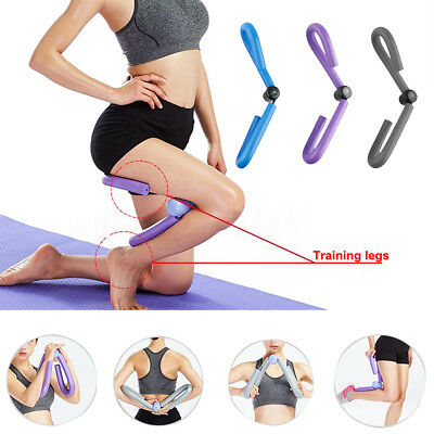Thigh Master Leg Arm Muscle Toner Exercise Machine Fitness Workout Home Gym Tool