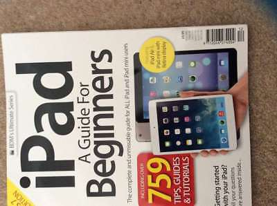 Very Good, iPad, a guide for beginners, , Book