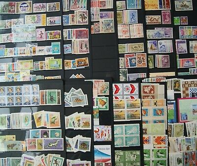 VIETNAM 1952-76 MNH/MUH/MM/MINT STAMP COLLECTION incl BOOKLET #SB3