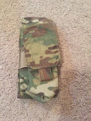 EAGLE INDUSTRIES Multicam Single Double Carbine Pouch SEALs Rangers 5CCA SOFLCS