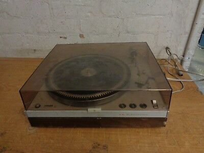 * Vintage Phillips 212 Electronic Turntable