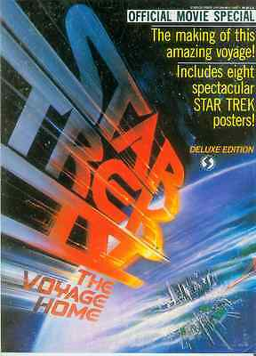 Star Trek IV: The Voyage Home Official Movie Special (USA, 1986)