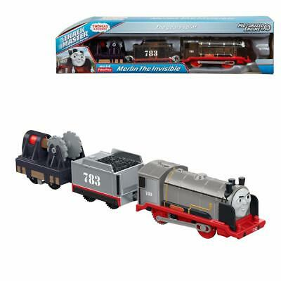 Thomas and Friends - Locomotive Merlin the Invisible Trackmaster Revolution Matt
