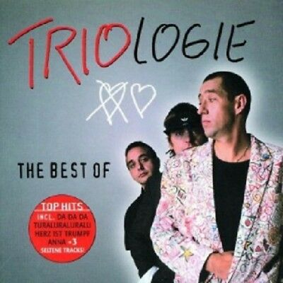Trio - Triologie-The Best Of  Cd  19 Tracks Neue Deutsche Welle / Pop Hits  Neu