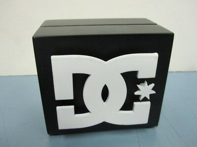 DC snow skateboard Dealer Small Tabletop Display Cube Brand New in Box Flawless