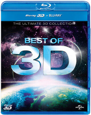 Best of 3D Blu-Ray (2013) ***NEW***
