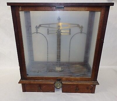 Antique Sartorius Short Beam Analytical Balance, Late 1800's - Early 1900's, I6